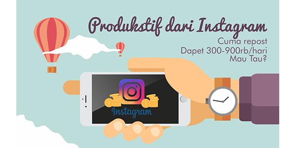 produktif dari instagram with virol