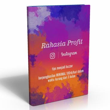 rahasia profit instagram