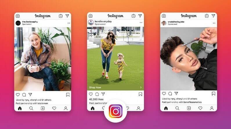 Cara beriklan dengan branded content instagram
